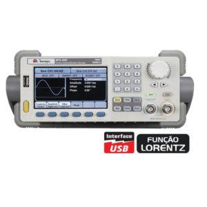 Gerador de Função Arbitrária 80MHz MFG-4280 Minipa